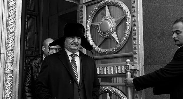 Готова ли Россия открыть еще один фронт в Ливии