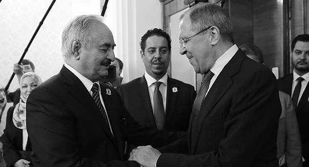 На что рассчитывает Россия в Ливии
