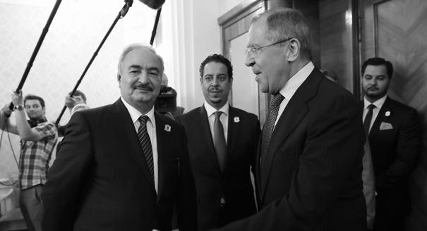 Дуэт держав. Что мешает российско-турецкой антанте в Ливии
