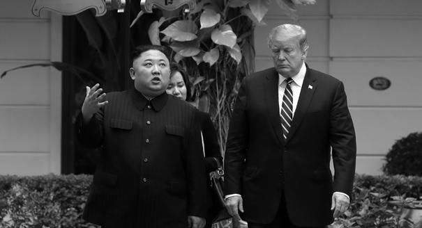 Провал или пауза. Почему Ким и Трамп не смогли ни о чем договориться