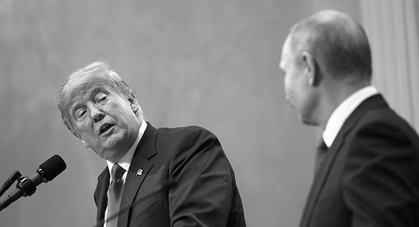 Товарищи по отпору. С чем Трамп и Путин вышли с саммита