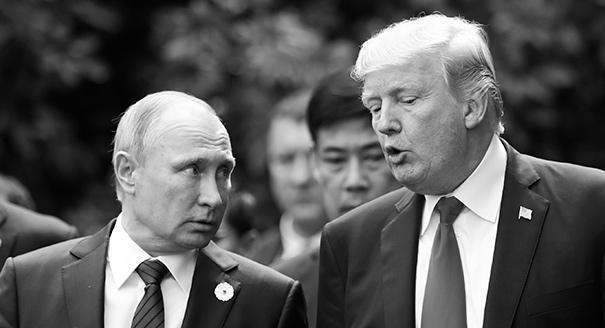 В поисках сделки. Кому больше нужен саммит в Хельсинки