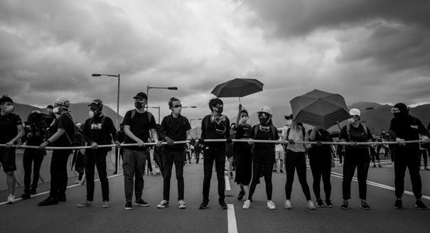 Гонконгская мечта. Чего реально смогут добиться протестующие в Гонконге