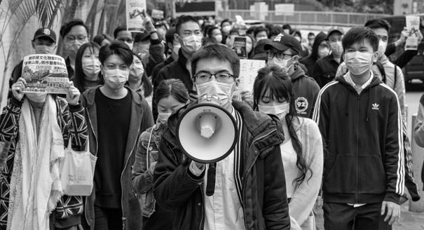 Коронавирус и протест. Как эпидемия усиливает оппозицию в Гонконге