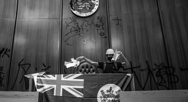 Восстание обреченных. Смогут ли протесты в Гонконге победить Пекин