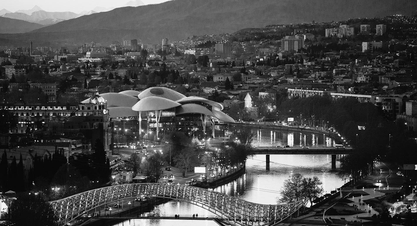 Больше, чем постсоветский: новый геополитический ландшафт Южного Кавказа