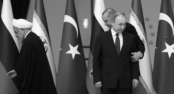 Вместо битвы. О чем Путин и Эрдоган договорились по Идлибу