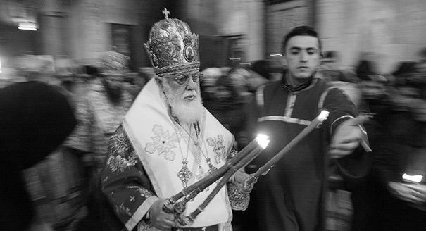 Отравить патриарха. Как грузинская церковь утратила свою сакральность