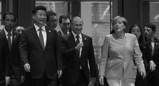 As Russia and China Draw Closer, Europe Watches With Foreboding