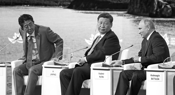 От Абэ к Суге. Что происходит в отношениях Японии и России?