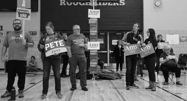 Айова раскола. Почему провалилось первое голосование в кампании демократов