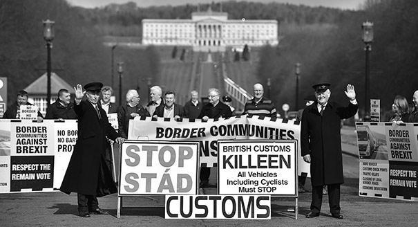 Между Британией и ЕС. Кого выберет Северная Ирландия после брекзита