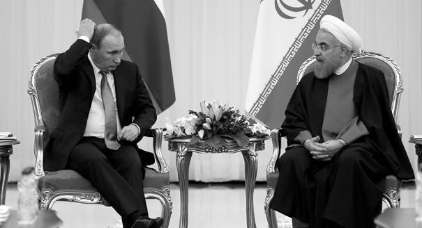 Стратегическое недоверие. Почему у России и Ирана не получается стать союзниками