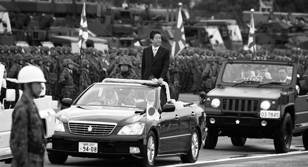 Милитаризм или нет. Как поправки в Конституцию Японии повлияют на регион и отношения с Россией