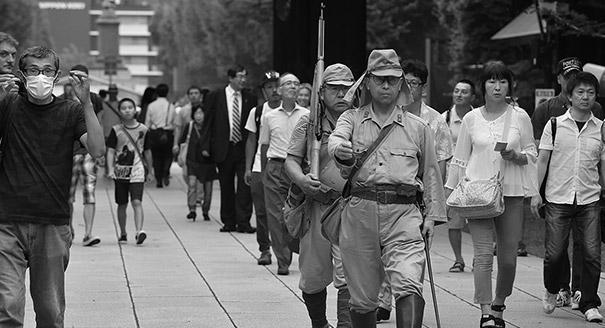 Общая оборона без общих ценностей: новые проблемы в альянсе Японии и США