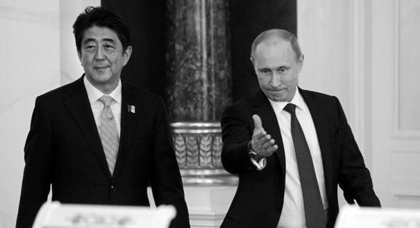 Зачем премьер Японии летит в Сочи