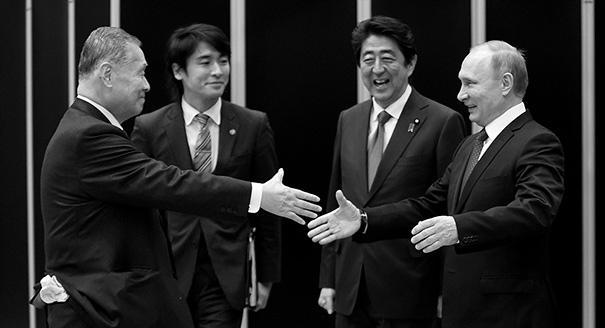 Чего хочет Япония от России в области безопасности