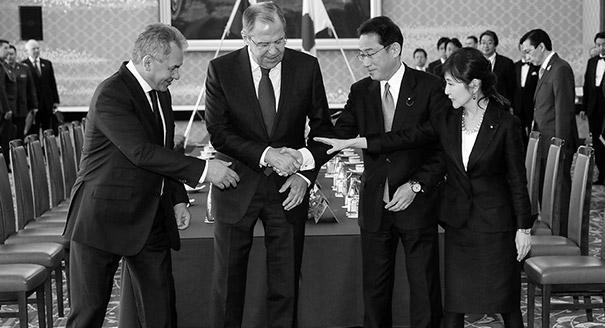 Курилы, Корея, Китай. Чего ждет Япония от Путина после выборов