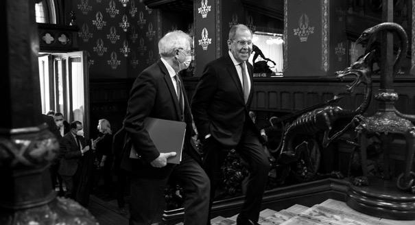 «Разрыв» как благо. Почему России и Евросоюзу сейчас нечего терять