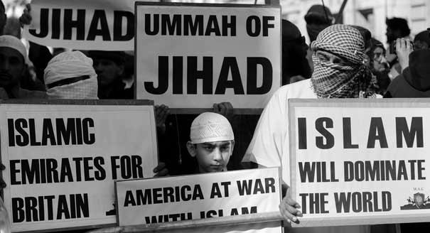 Из красного в зеленый: как исламская идея заменила коммунистическую мечту