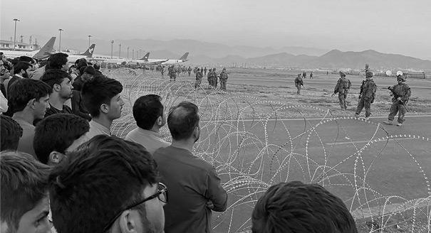 Кризис лидерства. Мир после выхода США из Афганистана
