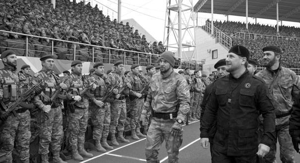 Дешайтанизация Чечни: как Кадыров борется с ИГИЛ