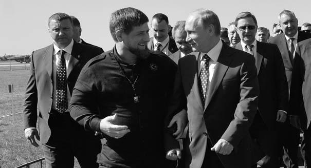 Проект «Чечня 2.0». Рамзан Кадыров перезаключил договор с российской властью