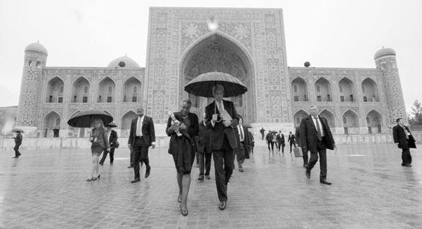 Зачем Джон Керри объехал всю Центральную Азию