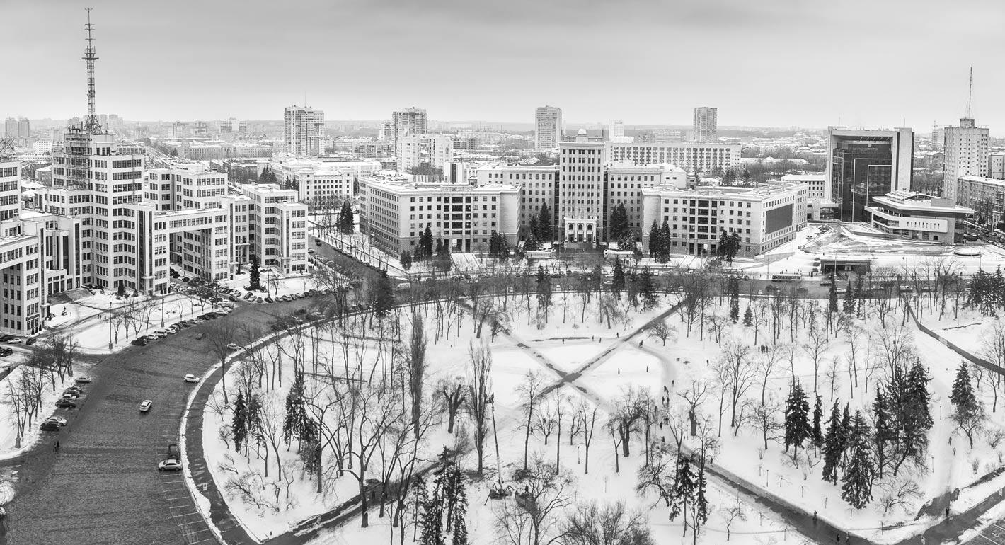 How Eastern Ukraine Is Adapting and Surviving: The Case of Kharkiv