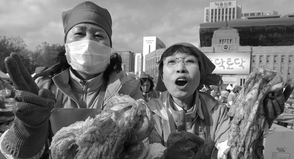 Война за кимчхи. Как история и национализм сталкивают Китай и Южную Корею