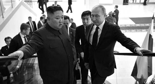 Четвертый в очереди. Зачем Киму нужна была встреча с Путиным