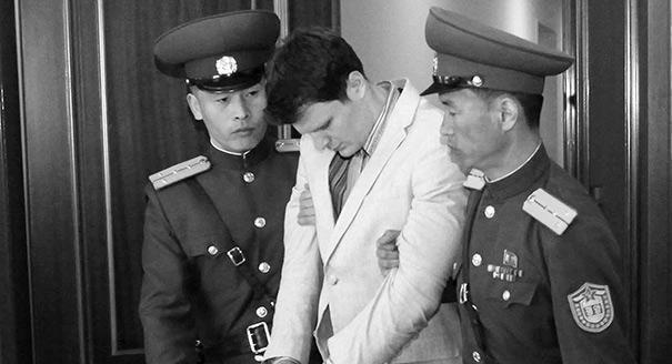 Зачем Северная Корея посадила и освободила американского студента