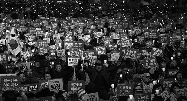 И вся президентская секта. Чем кончится кризис в Южной Корее