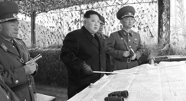 Северная Корея и Трамп: далеко ли до войны