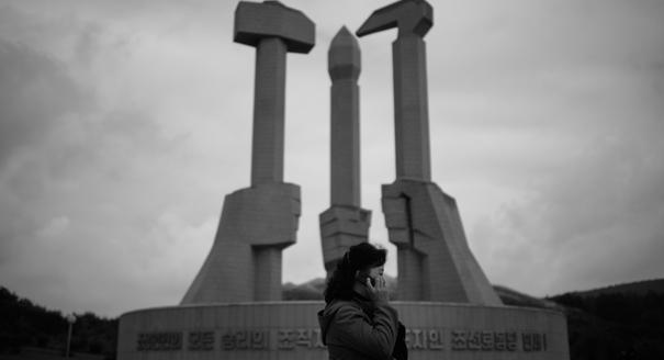 Как Северная Корея обеспечила себя сотовой связью