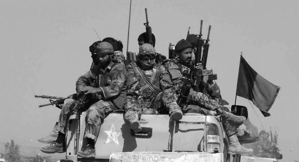 Придется ли России открыть второй фронт против исламистов в Афганистане