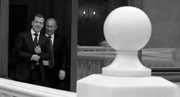 What Russia's New Government Tells Us About Succession After Putin
