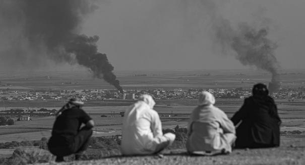 Почему Эрдоган готов бросить вызов всему миру в Сирии