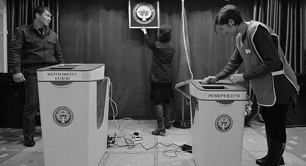 Конституционный референдум в Киргизии: в сторону диктатуры или демократии