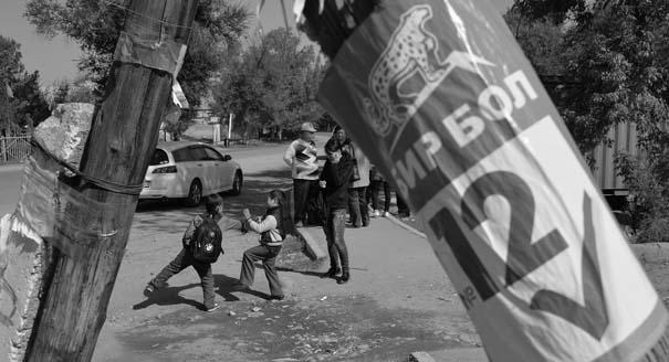 Революционная усталость: чего ждать от выборов в Киргизии