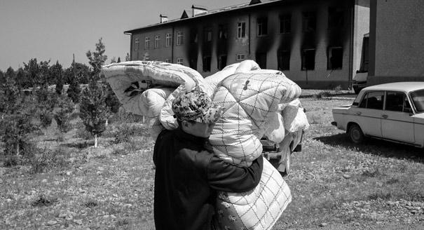 Конфликт без посредников. Кто выиграл от войны на границе Киргизии и Таджикистана