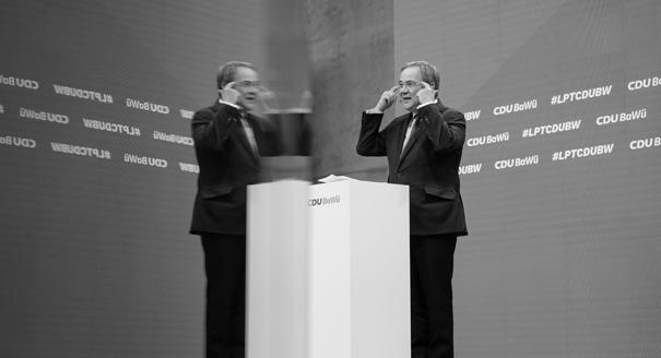 Лашет надежды. Куда идут отношения России и Германии