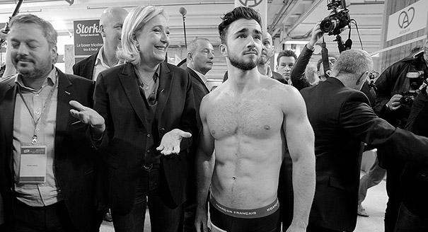 Марин Ле Пен: может ли она победить?