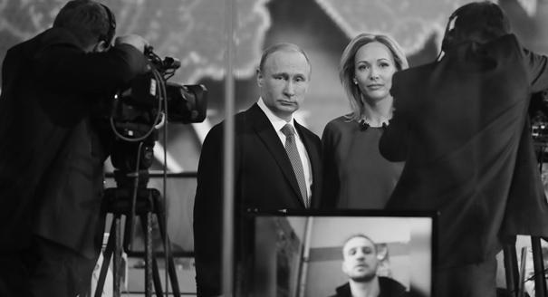 Путин – кандидат: попытка реставрации образа