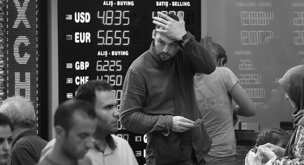 Турецкий кризис. Может ли падающая лира потянуть за собой Эрдогана