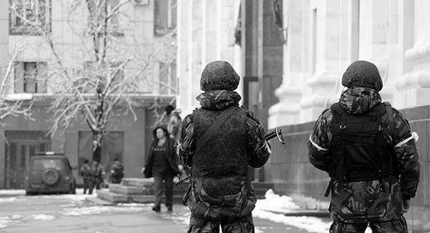 Луганский путч. Почему начался и чем закончится вооруженный конфликт в ЛНР