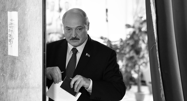 "Can Russia-West Divide Save ""Europe's Last Dictator"" in Belarus?"