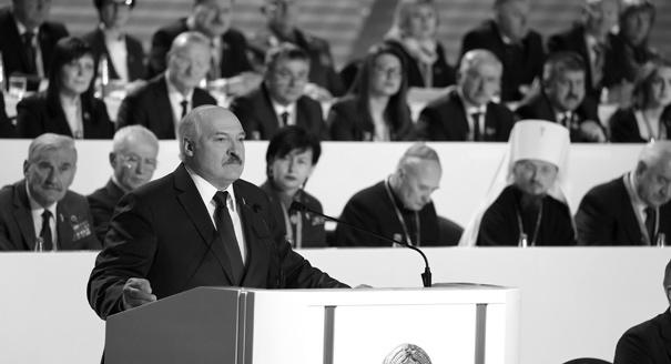 Материалы съезда. Какой план транзита предложил Лукашенко белорусам и Кремлю