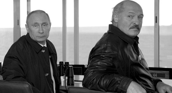 Europe's Last Dictator Comes in From the Cold