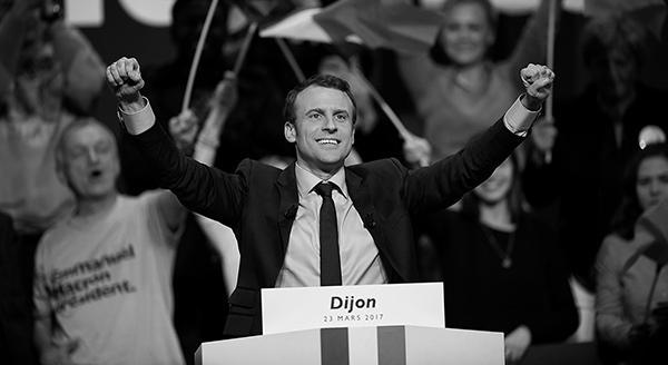 Почему Макрон стал фаворитом президентских выборов во Франции